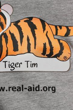 tiger tim t-shirt grijs