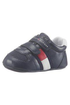 tommy hilfiger babyschoentjes blauw