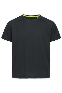 stedman raglan active 140 raglan »in eenvoudig design« zwart