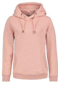 eight2nine hoodie roze
