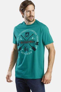 jan vanderstorm t-shirt »alexandur« groen