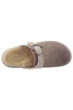mubb pantoffels »sonja« beige