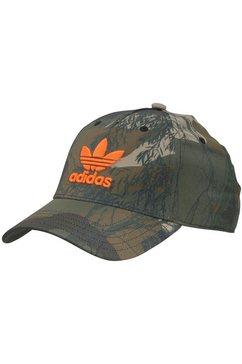 adidas originals baseballcap »camo backpack cap« groen
