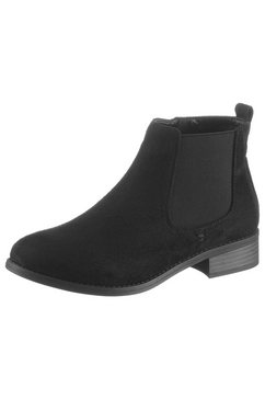 city walk chelsea-boots zwart