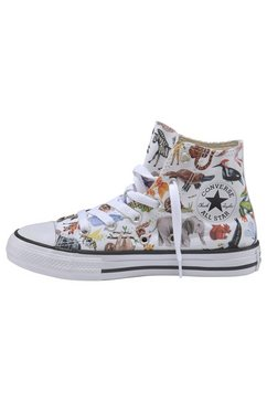 converse sneakers »chuck taylor all star -hi science class« multicolor