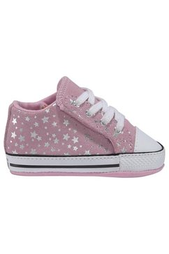 converse babyschoentjes »kinder chuck taylor all star cribster-mid« roze