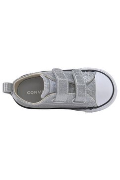converse sneakers »chuck taylor all star 2v-ox« zilver