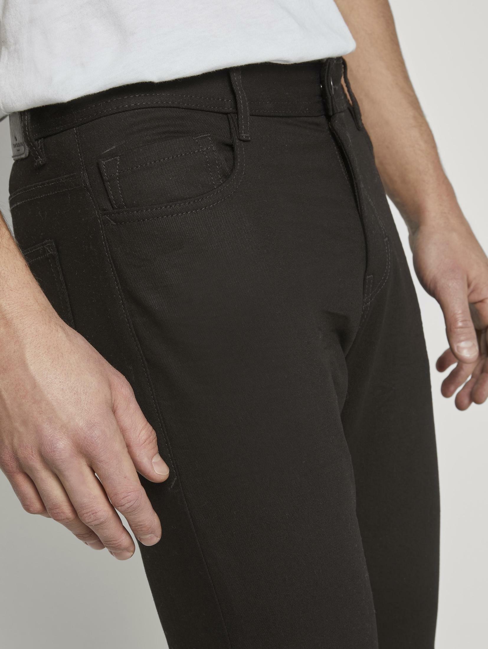 TOM TAILOR slim fit jeans »Josh regular slim jeans« - verschillende betaalmethodes