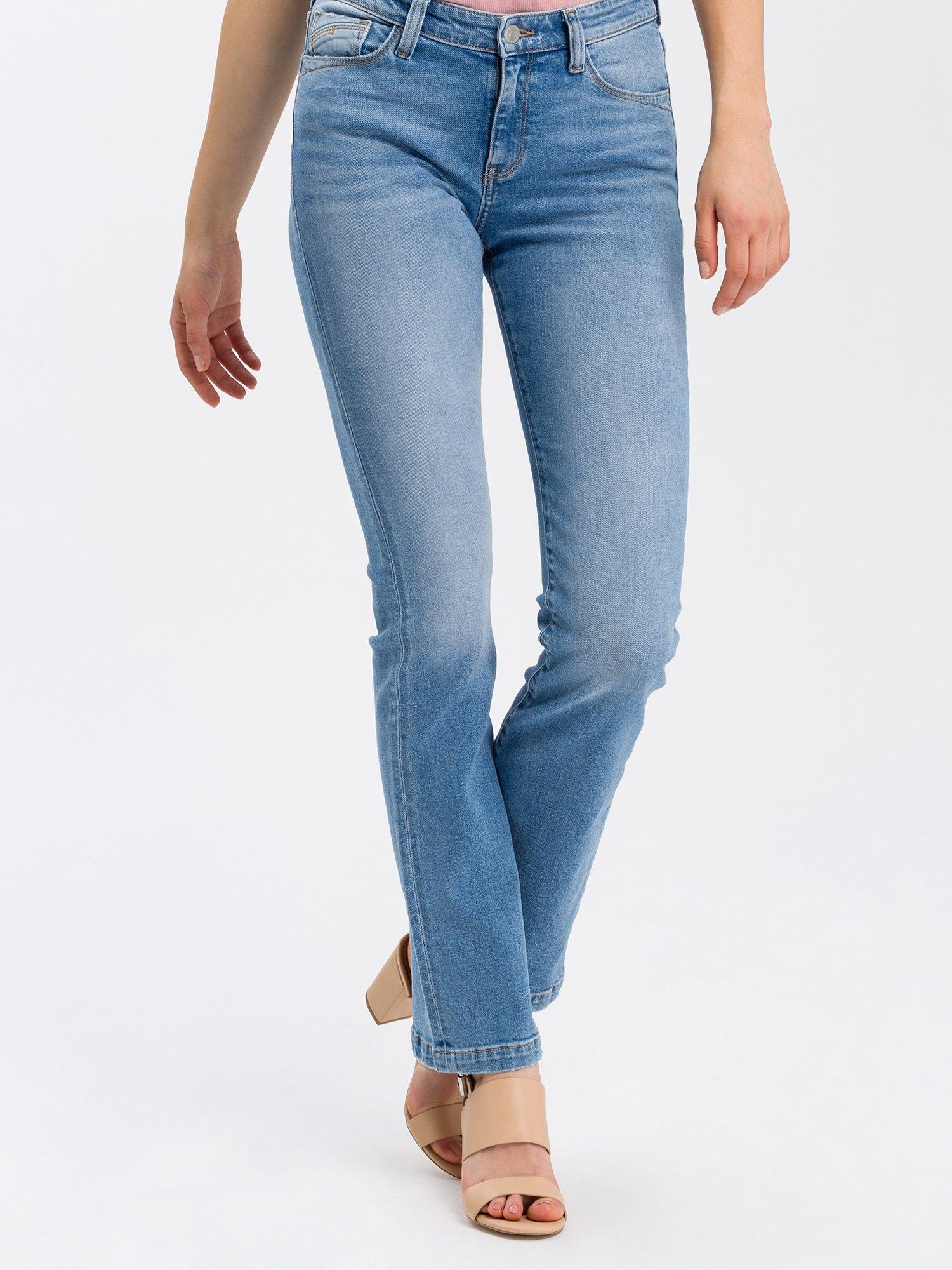 CROSS Jeans regular fit jeans »Lauren« goedkoop op otto.nl kopen