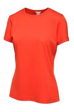 regatta t-shirt »activewear damen torino kurzaermlig« rood