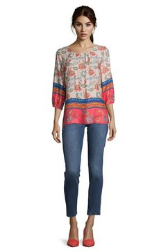 betty barclay blouse in shirtstijl rood