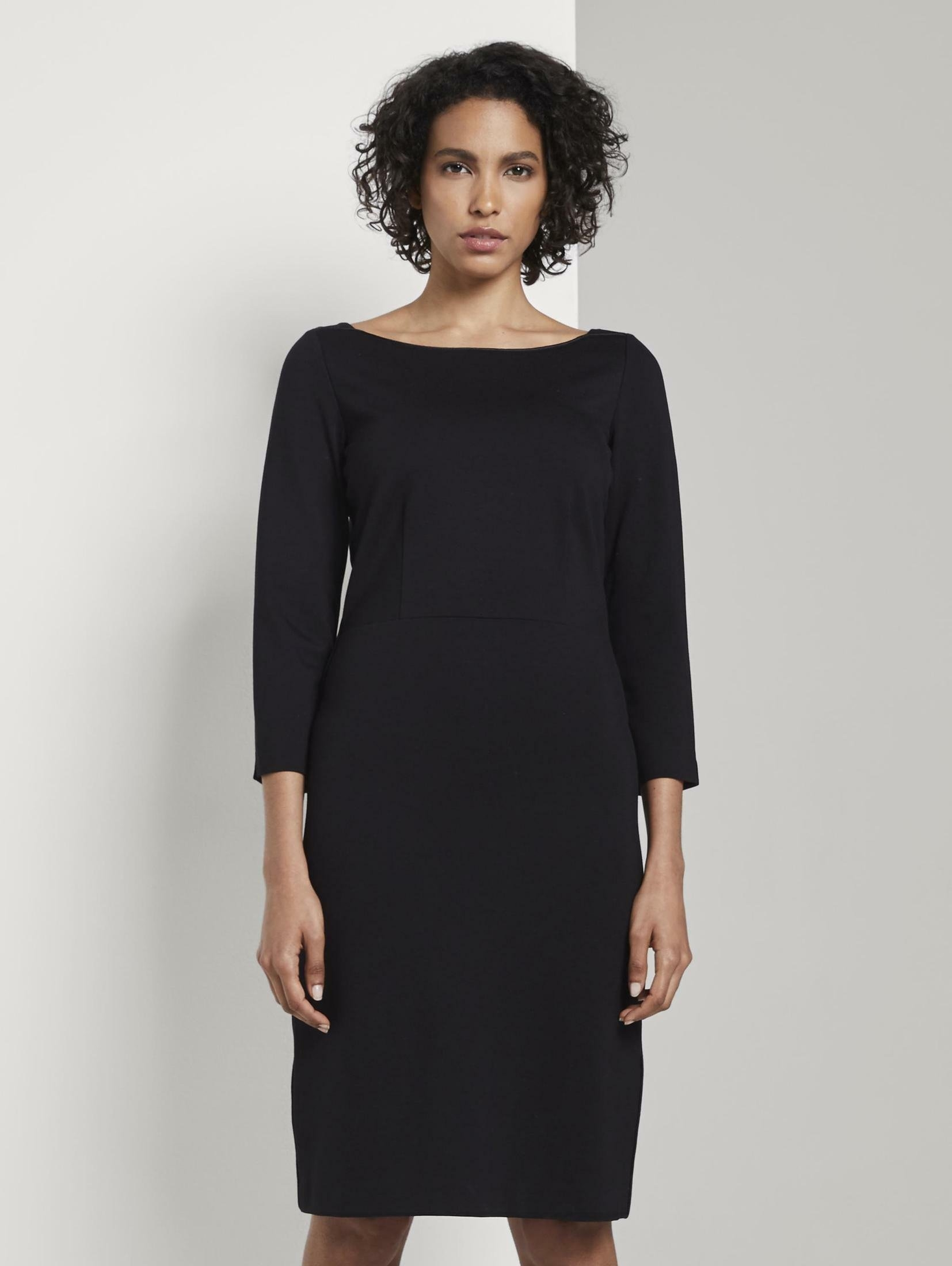 Tom Tailor Mine To Five zomerjurk »Schlichtes Kleid« - verschillende betaalmethodes