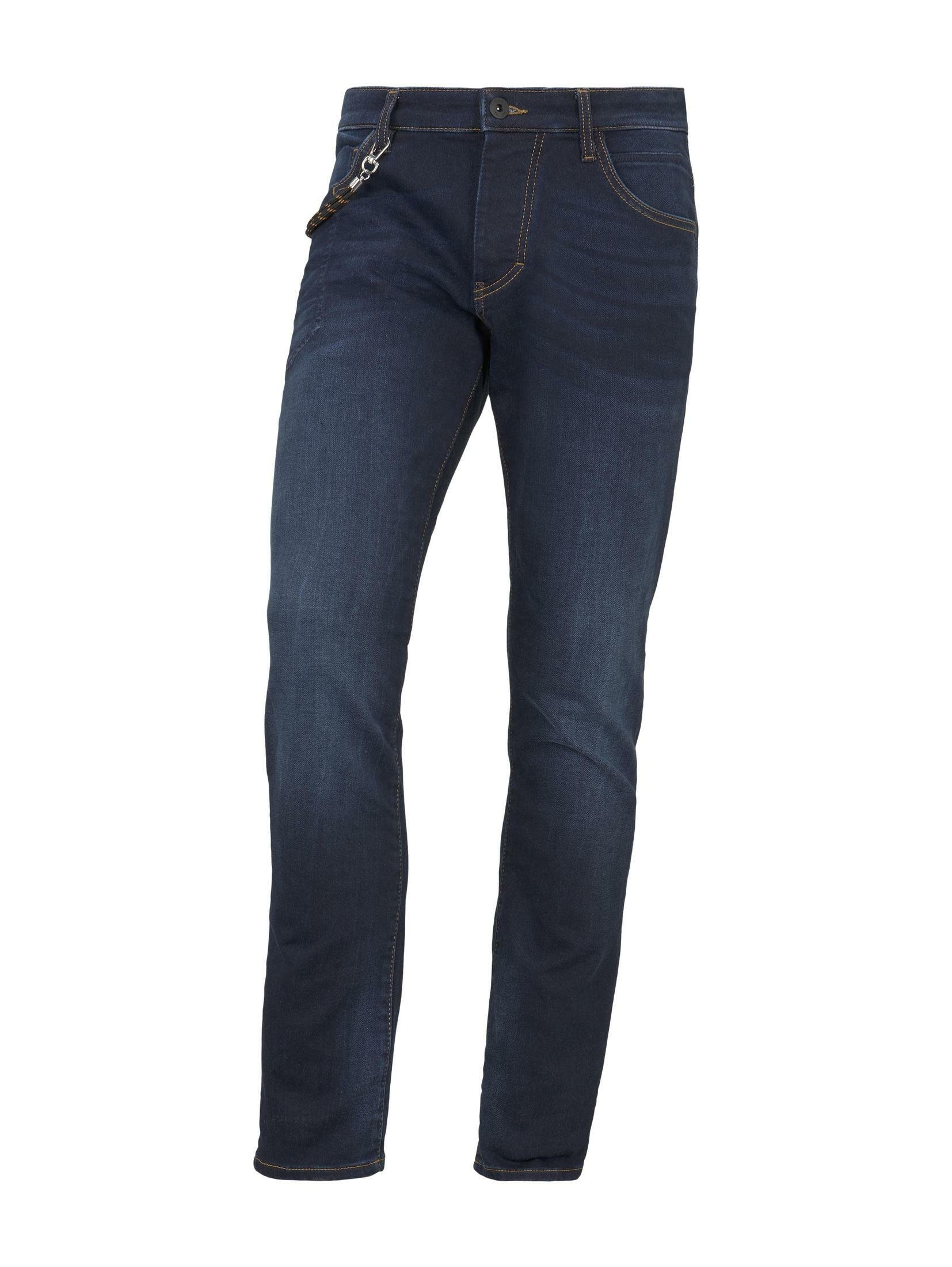 TOM TAILOR slim fit jeans »Josh regular slim jeans« in de webshop van OTTO kopen