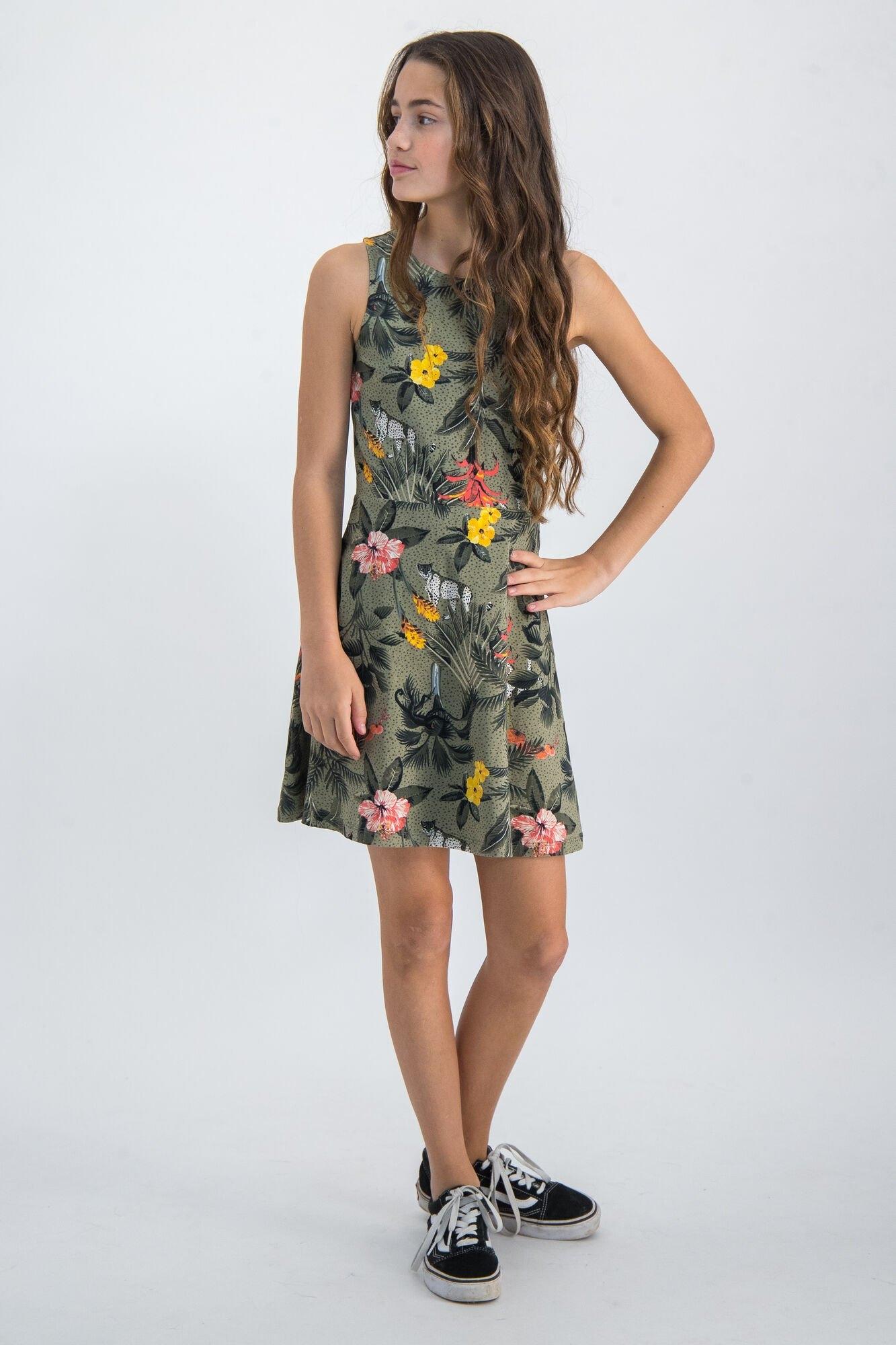 Garcia jersey jurk bestellen: 30 dagen bedenktijd