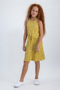 garcia jersey jurk geel
