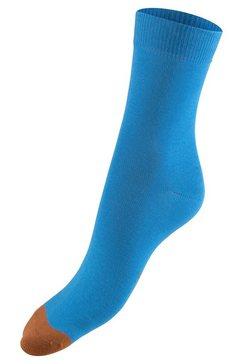 h.i.s sokken blauw