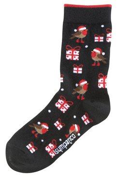 sympatico sokken zwart