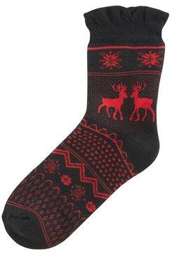 sympatico sokken rood