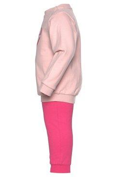 puma joggingpak »minicats alpha crew jogger« roze
