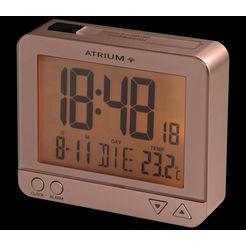 atrium radiografische wekker »a760-17« roze