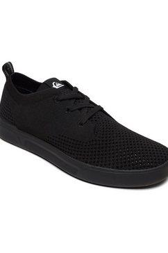 quiksilver sneakers »shorebreak stretch« zwart