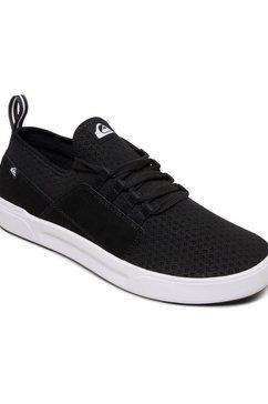 quiksilver sneakers »summer stretch knit« zwart