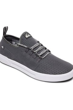 quiksilver sneakers »summer stretch knit« grijs