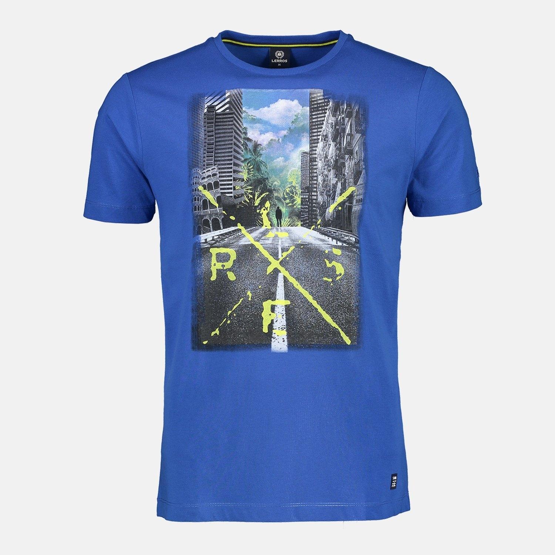 Lerros shirt met print online kopen op otto.nl