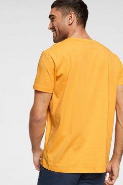 edc by esprit t-shirt geel