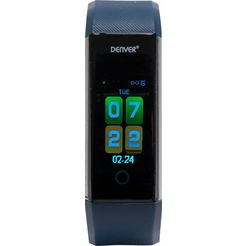 denver activity-tracker »bfh-16« (1 delig) blauw
