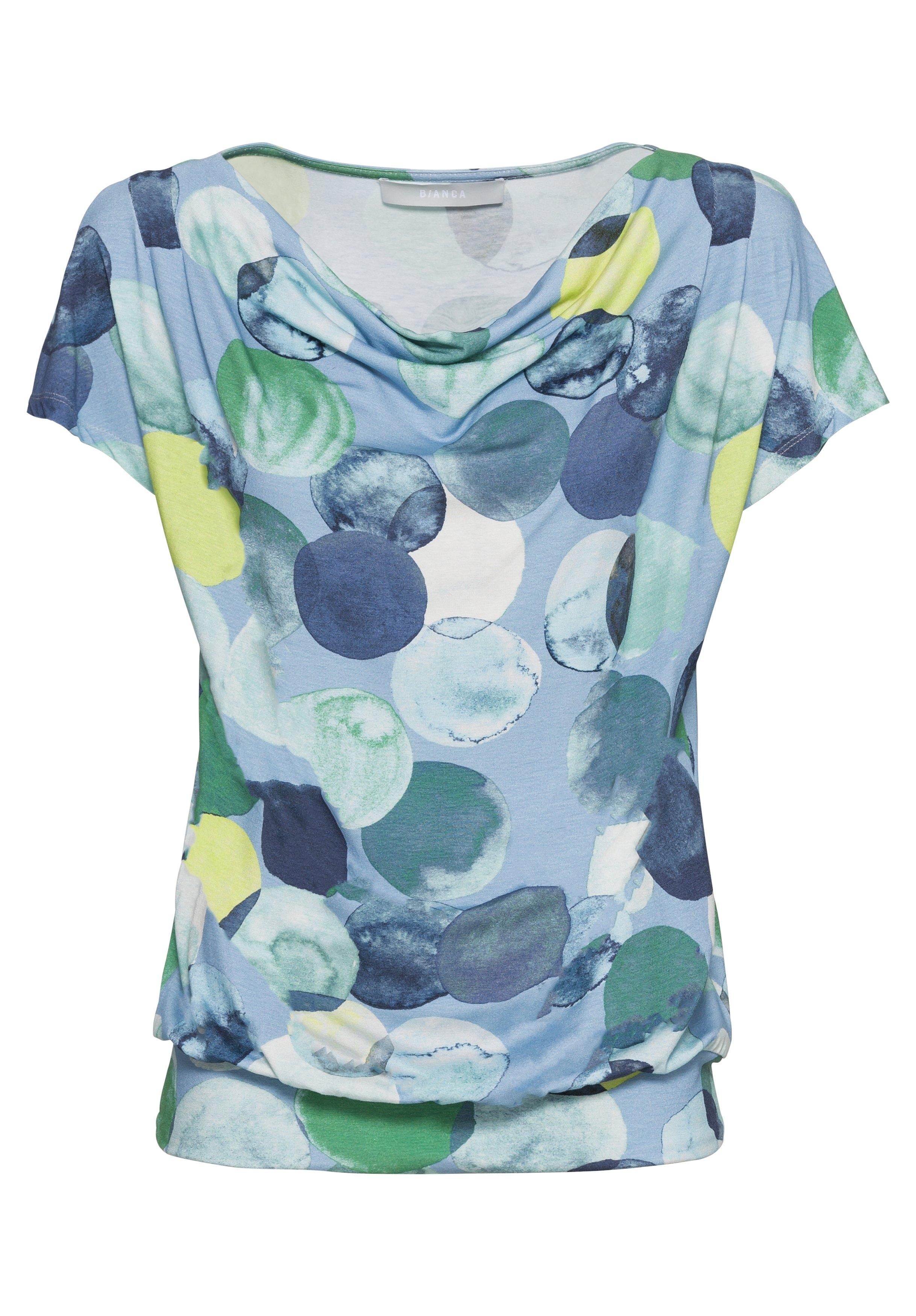 bianca shirt met cascadehals »WIEBKE« online kopen op otto.nl