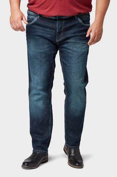 tom tailor 5-pocket jeans »slim jeans« blauw