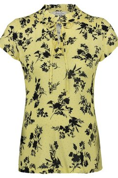 queen mum blouse »hanoi« geel