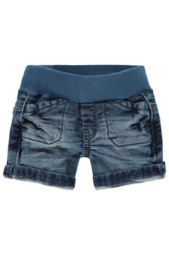 noppies short »mcfarland« blauw