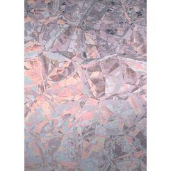 komar fotobehang »crystals« multicolor