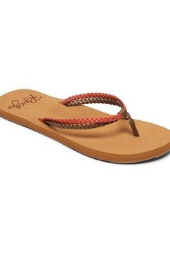 roxy - costas - sandalen voor dames beige