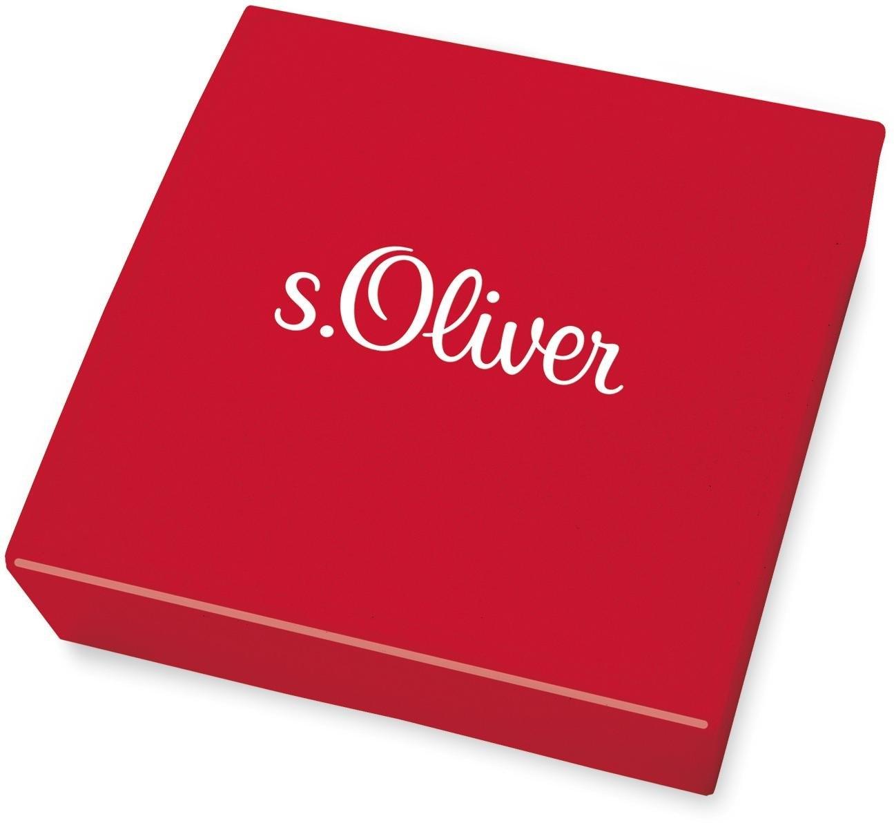 s.Oliver RED LABEL s.Oliver edelstalen armband »2027583« - gratis ruilen op otto.nl