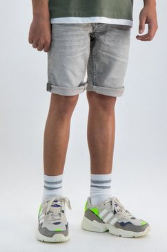 garcia shorts grijs