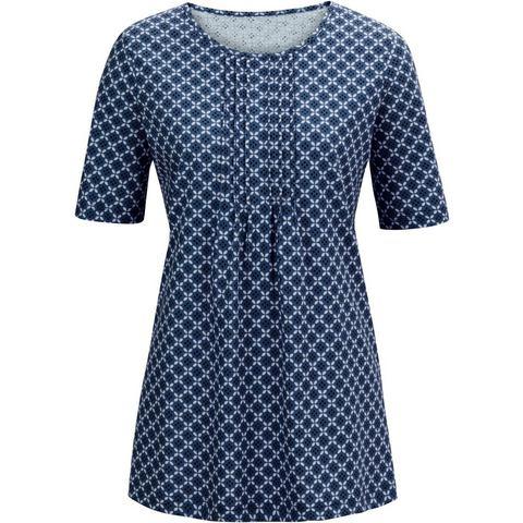 Classic Basics shirt met korte mouwen