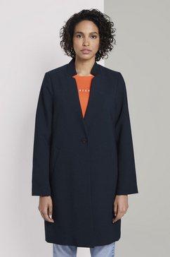 tom tailor mine to five blousonjack »klassischer mantel« blauw