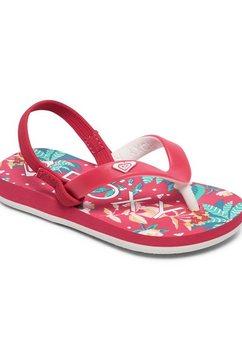 roxy sandalen »tw tahiti vi« roze
