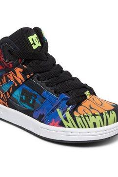 dc shoes - pure high tx se - hoge schoenen voor jongens multicolor