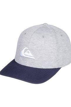 quiksilver snapback cap »pinpoint« blauw