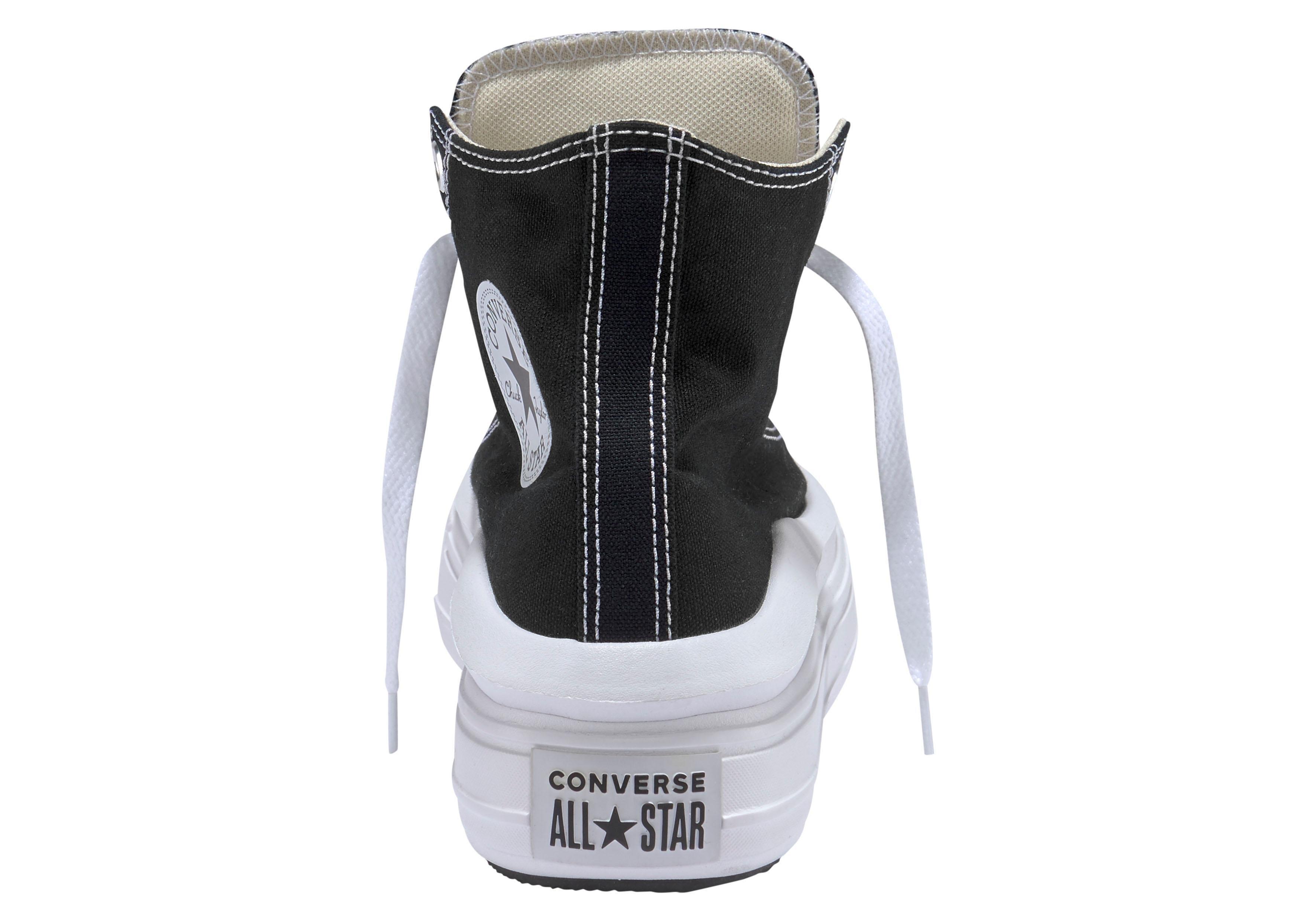 Converse plateausneakers »Chuck Taylor All Star Move Hi« nu online bestellen