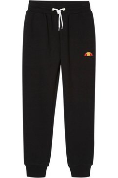 ellesse joggingbroek »colino junior« zwart