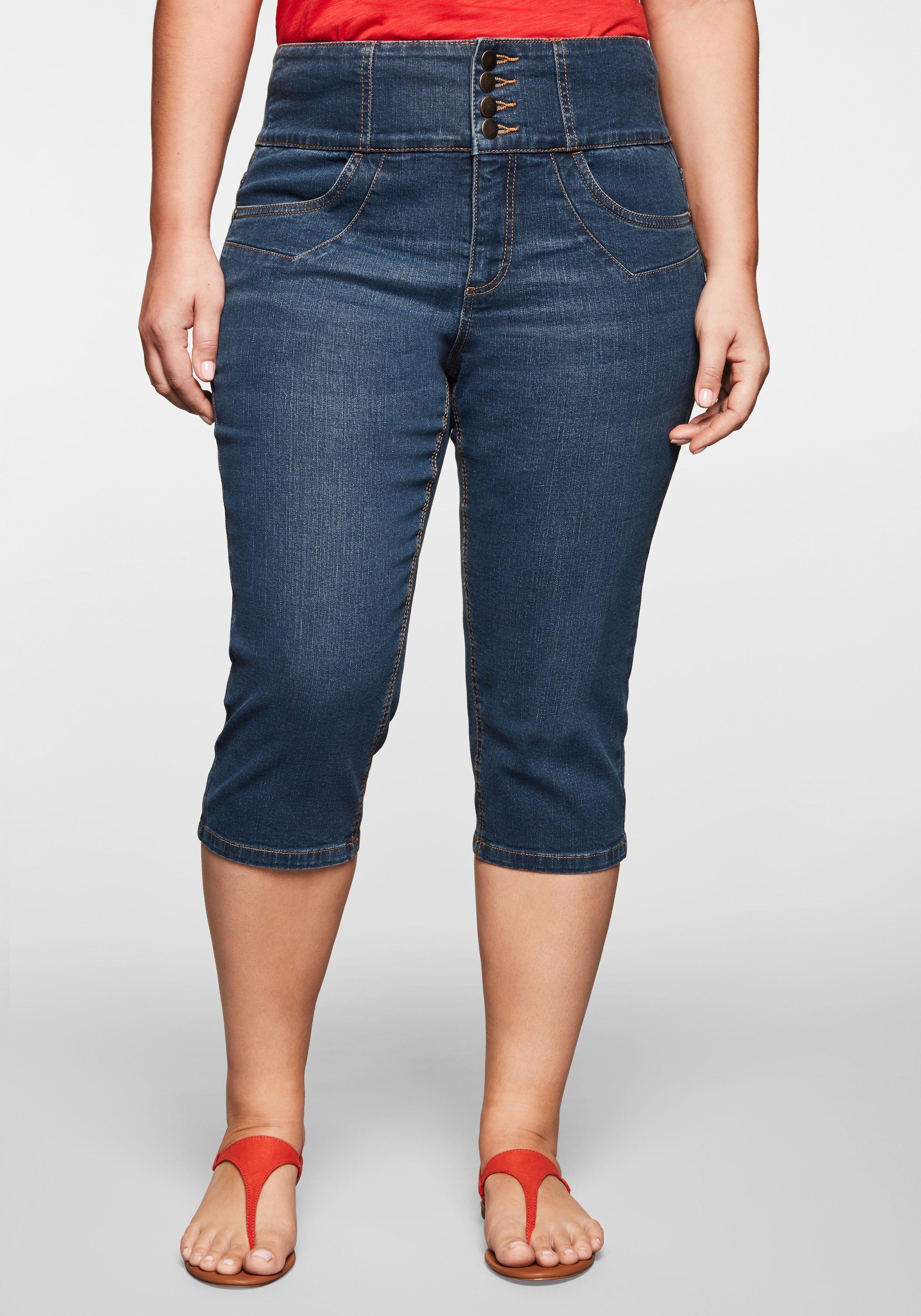 Sheego capri jeans voordelig en veilig online kopen