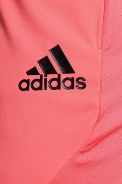 adidas performance functionele short oranje