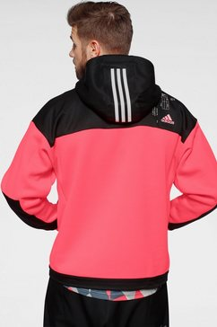 adidas performance windbreaker rood