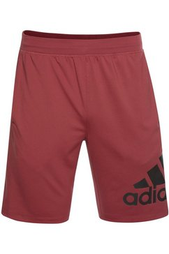 adidas performance functionele short »4k_sportlevel a bos 9« rood