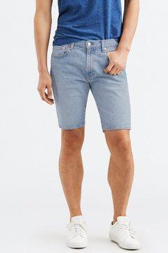 levi's jeansshort »502™« blauw